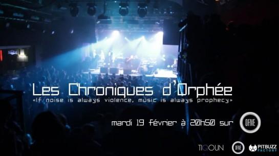 Les Chroniques d'Orphée